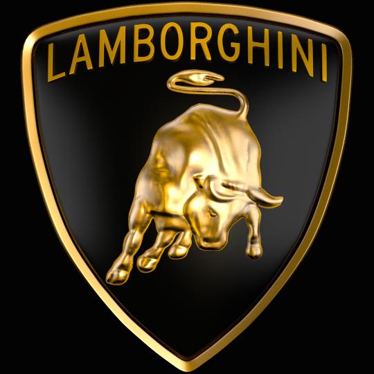 Lamborghini Logo Sculpt By Pranavjit On Deviantart