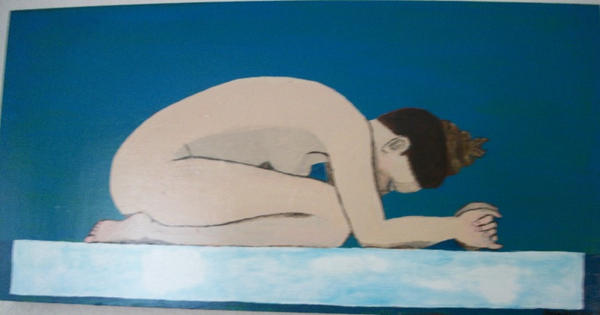 Kneeling Woman by Attalus