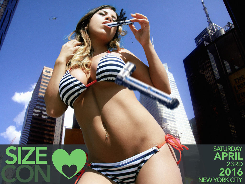 'Katelyn vs NYC Public Transportation' by Nikemd by SizeCon