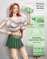 SizeCon Poster Contest Deadline This Sunday 2/28!