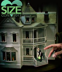 SIZECON 2017: Shrunken Woman by SizeCon