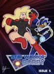 Star Warrior Robby Issue 5
