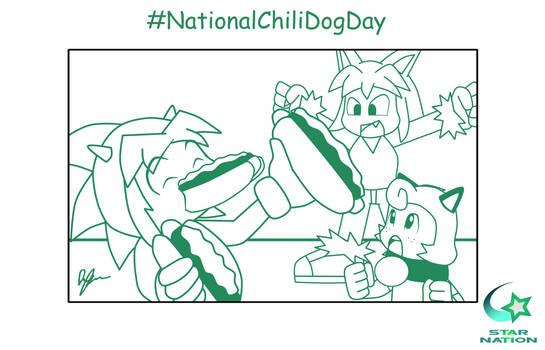 89. National Chili Dog Day