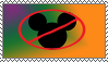 Anti-Disney Stamp by Kids-at-heart