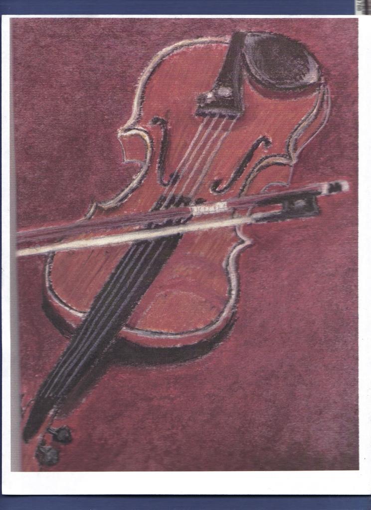 ViolinPastel by Texhorselady