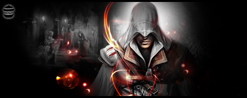 Assassin's Creed Signature Tag by WinnieDePoeh