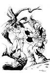 Conan commission by FrancescoTrifogli