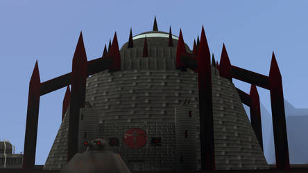 Torkon Defense Station