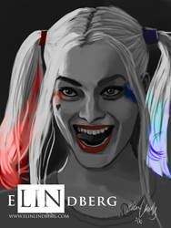 Harley Quinn by Quilde