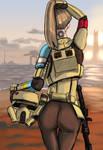 Shoretrooper by gerrd