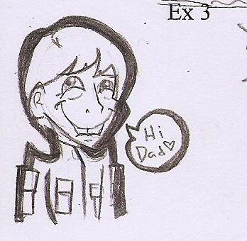 Luke Doodle by RaccooninaSuit