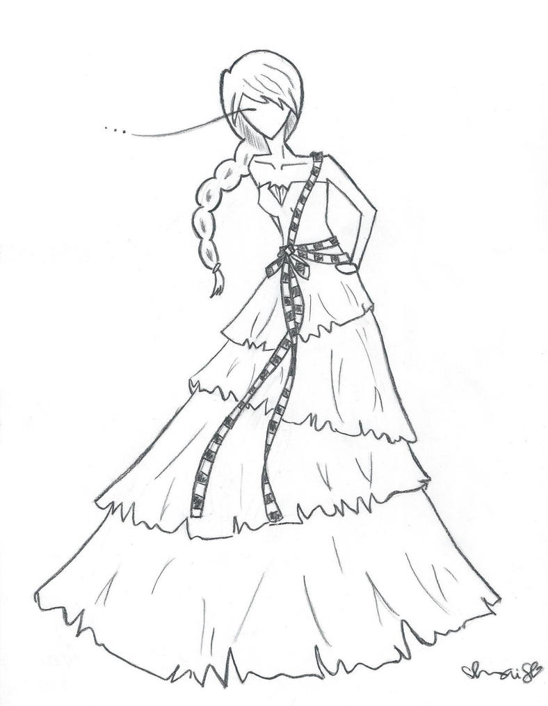 Hmong Dress Design