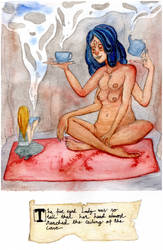 Tea Time with Ingrid