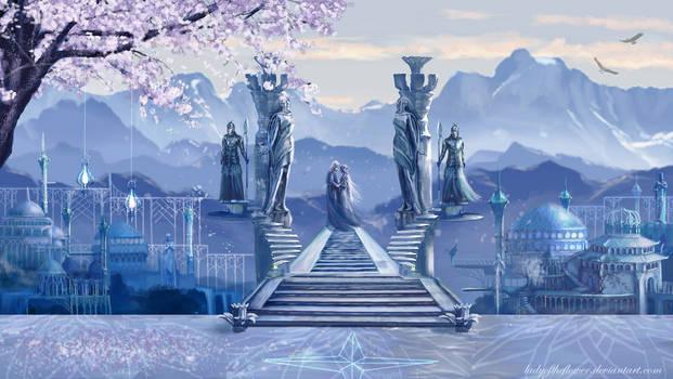 Gar Ainion - Place of the Gods