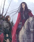 Caranthir and Haleth