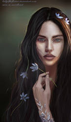 Luthien by SaMo-art