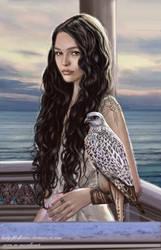 Lady of Andunie by SaMo-art