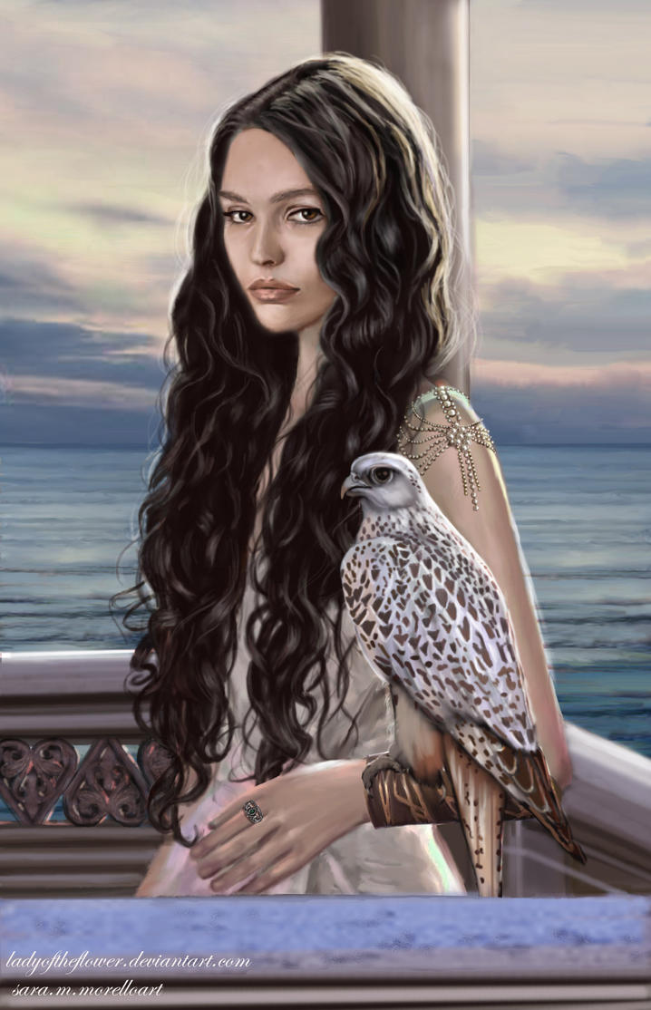 Lady of Andunie by Ladyoftheflower