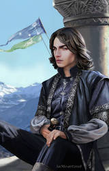 Eldarion of Gondor by SaMo-art