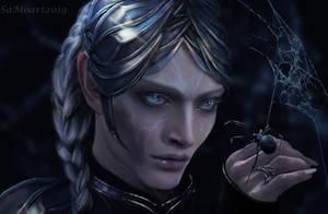 Melkor the Vala by SaMo-art
