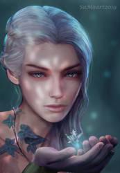 Yavanna by SaMo-art