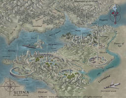 Map of Ultima