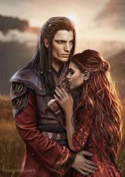 Caranthir and Tavaiel, for dear Jessi
