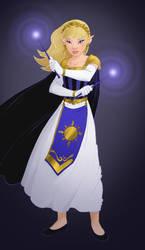 Princess Rose by kokiri85