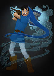 Link!John by kokiri85