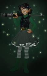 Saria!Jade by kokiri85