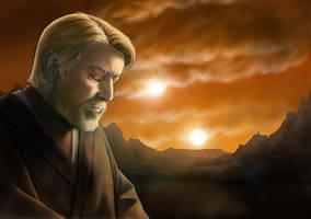 On Tatooine by kokiri85