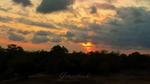Sunset Explosion by Gensotsuki