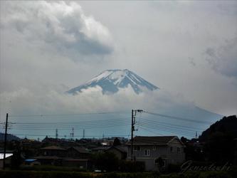 Mount Fuji by Gensotsuki