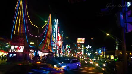 Tokyo Night by Gensotsuki