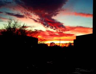 Last Sunset by Gensotsuki