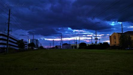 Gloomy Day by Gensotsuki