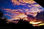 Pretty Evening Sky by Gensotsuki