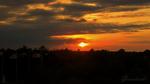 October Sunset by Gensotsuki