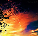 Colorful Evening Sky (feat. contrail)