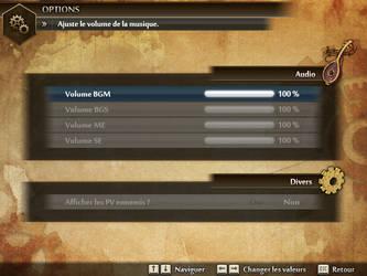 Menu - Option by DarkVoxx