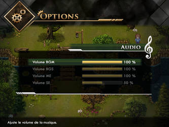 Options - RPG by DarkVoxx