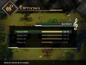 Options - RPG