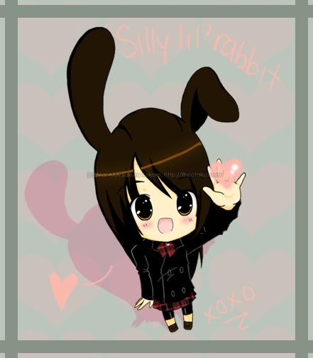 :Silly rabbit: by maikyuu