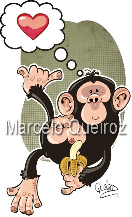 Monkey by MQM