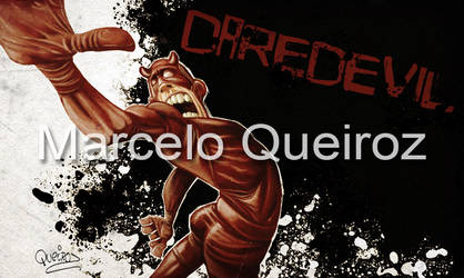 Daredevil by MQM