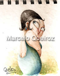 Watercolor 001 by MQM