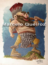 warrior by MQM