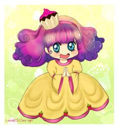 Cupcake Princess by lolo-the-snow