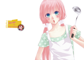 JBF -  Vocaloid Render1 by rina-imbers