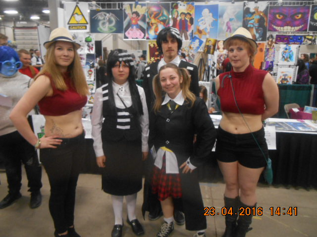 Soul Eater group by altrondragon